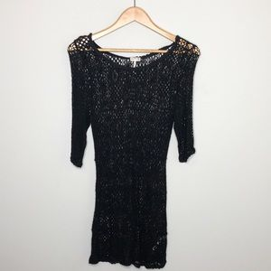 Free People intimately crochet dress